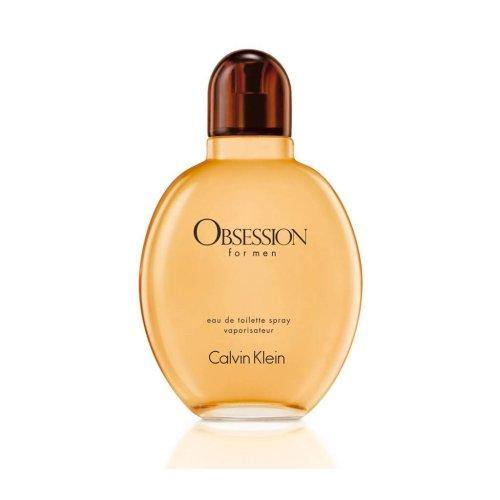 Calvin Klein Obsession For Men Eau de toilette spray 125 ml