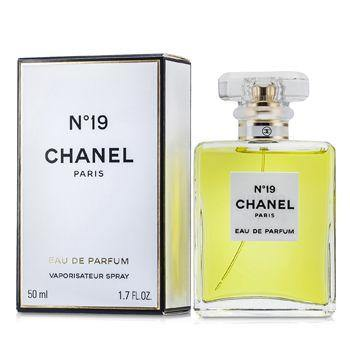 Chanel No 19 Eau de parfum spray 50 ml