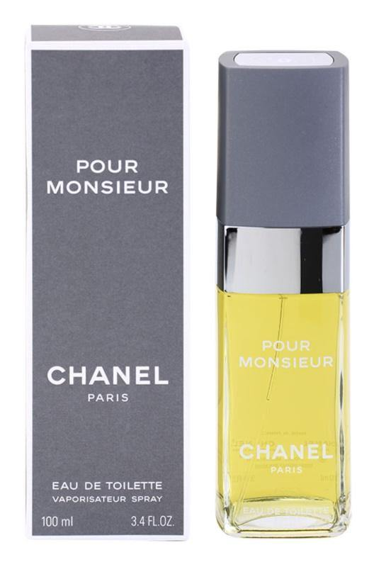 Chanel Pour Monsieur Eau de toilette spray 100 ml