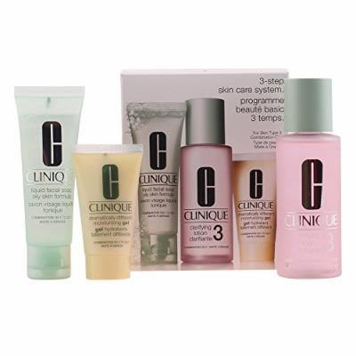Clinique 3 Step Intro Kit