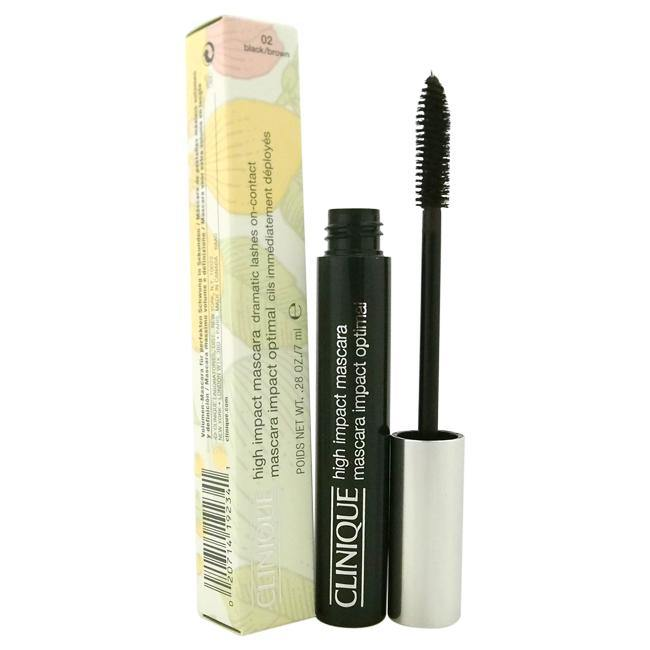 Clinique High Impact Mascara 02 Black Brown 8 ml