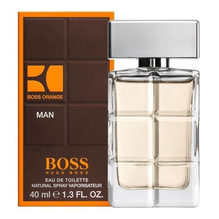 Hugo Boss Orange Men Eau de toilette spray 40 ml