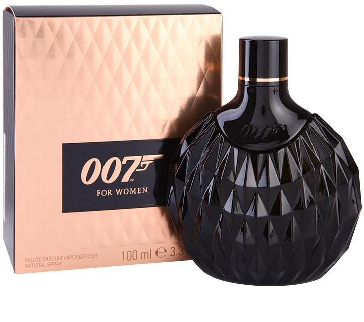 James Bond 007 For Women Eau de parfum spray 50 ml