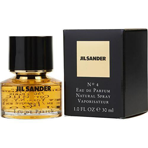 Jil Sander No 4 Eau de parfum spray 30 ml