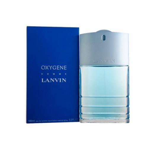 Lanvin Oxygene Homme Eau de toilette spray 100 ml