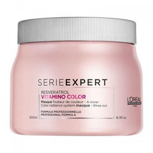 L'Oreal Serie Expert Vitamino Color Mask 500 ml