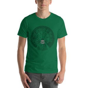 Palos of Flamenco Short-Sleeve Unisex T-Shirt