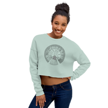 Load image into Gallery viewer, Palos of Flamenco Crop Sweatshirt