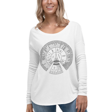 Load image into Gallery viewer, Palos of Flamenco Women's Long Sleeve T-Shirt