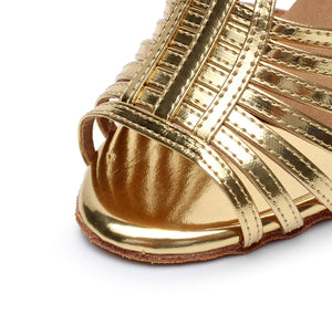 Latin Dance Classical Performance Sandals