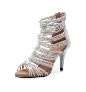 Latin Dance Shoes. The Strappy Party Pump.