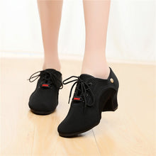 Load image into Gallery viewer, Latin Dance Practice Shoes. Stylish Sneaker. Indoor and Outdoor Option.