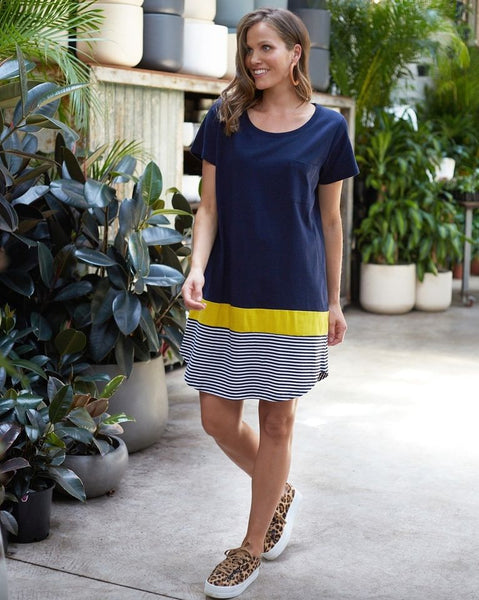 Elm Incognito Tee Dress
