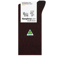Humphrey Law Wool-Bamboo Blend Sock