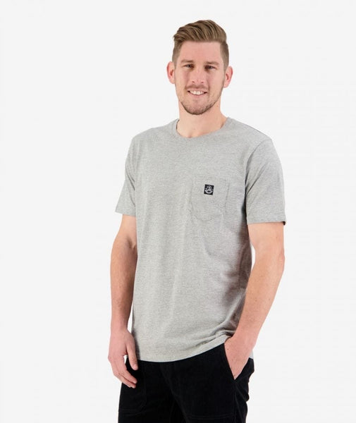 Swanndri Duval Plain Pocket Tee