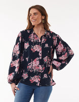 Elm Wildflower Blouse