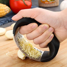 Load image into Gallery viewer, 1Pc Stainless steel Garlic and Ginger Press Squeezer - hygiene sanctuary