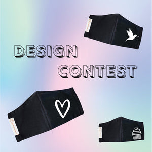 Competition Alert: Get your design on a mask!