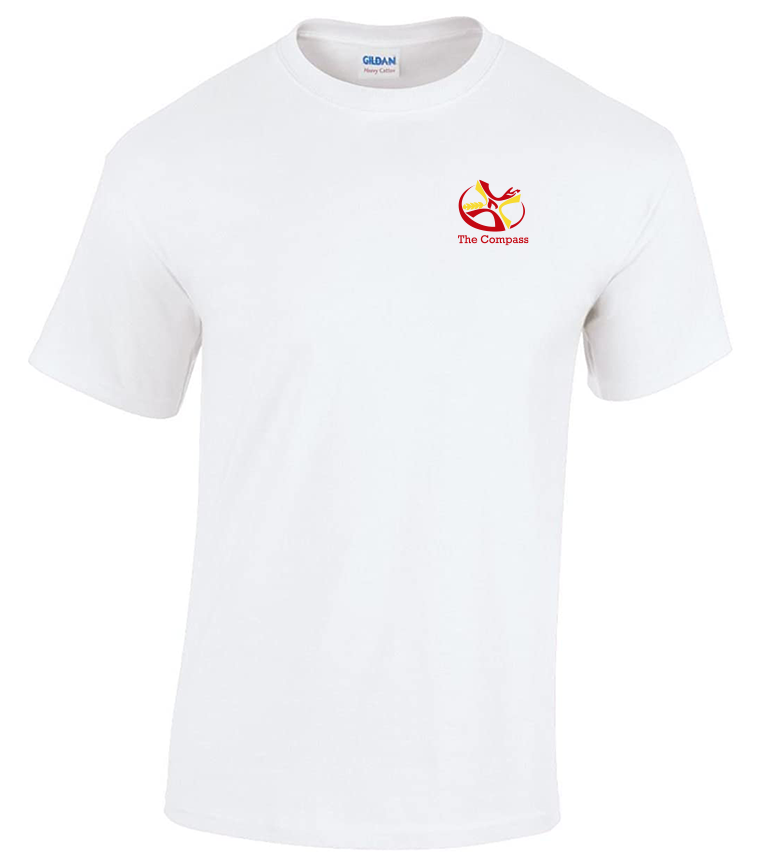 The Compass Food Bank T-Shirt