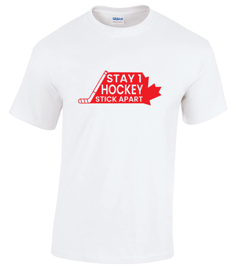 Stay 1 Hockey Stick Away