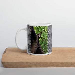 Viking Mug - Norwegian Stave Church