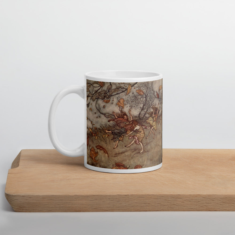 Fairytale & Folklore Mug - More Rackham Fairies