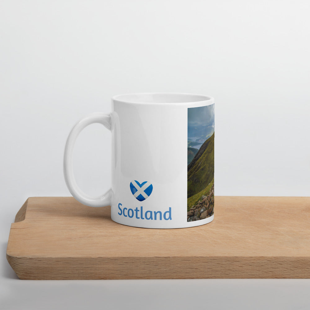 Scotland Mug - Ben Nevis, Love Scotland