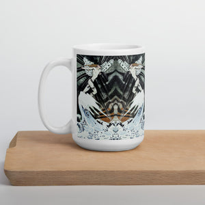 Fairytale & Folklore Mug - Kay Nielsen, North Wind, shop.Orkneyology.com