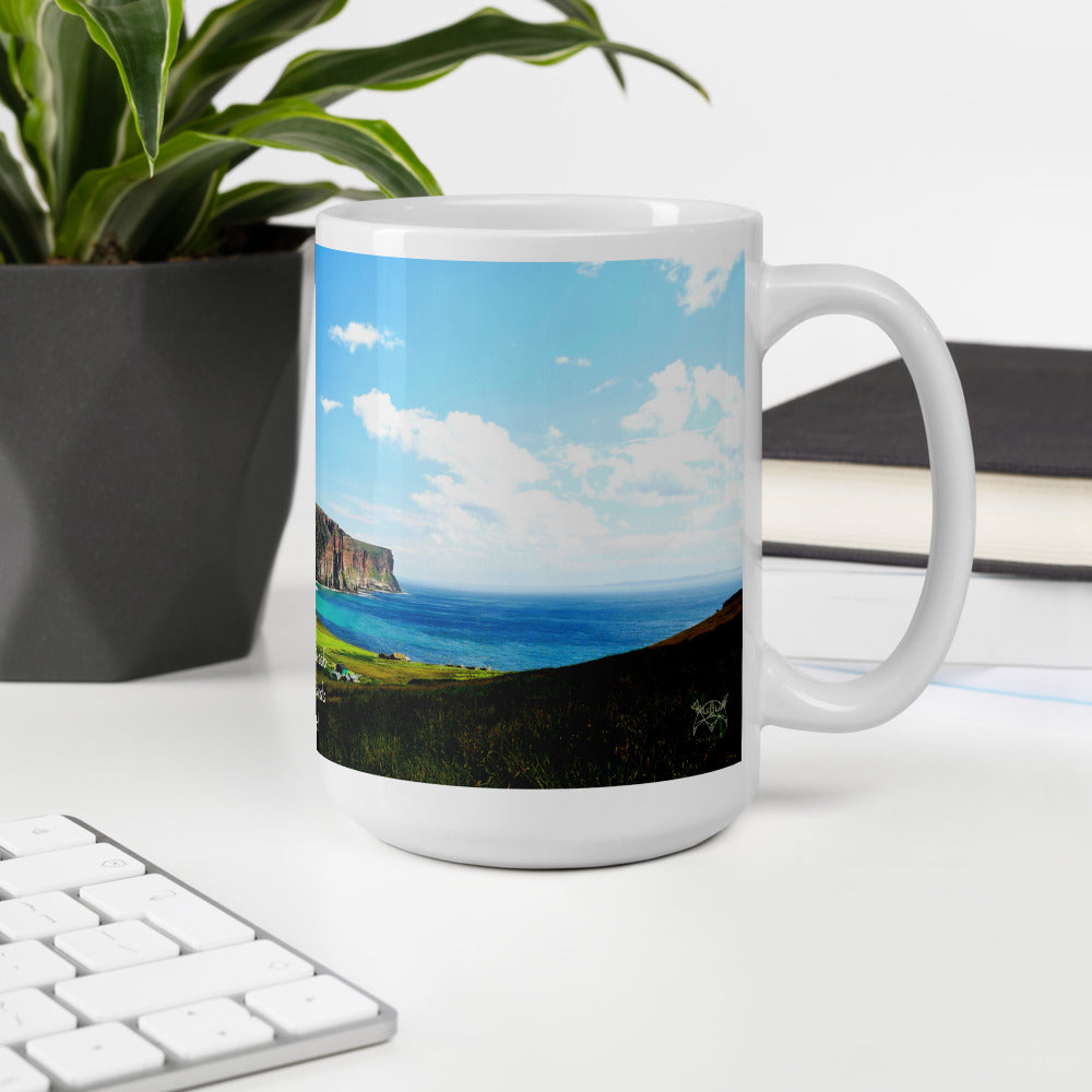 Orkney Islands Mug - Rackwick Bay