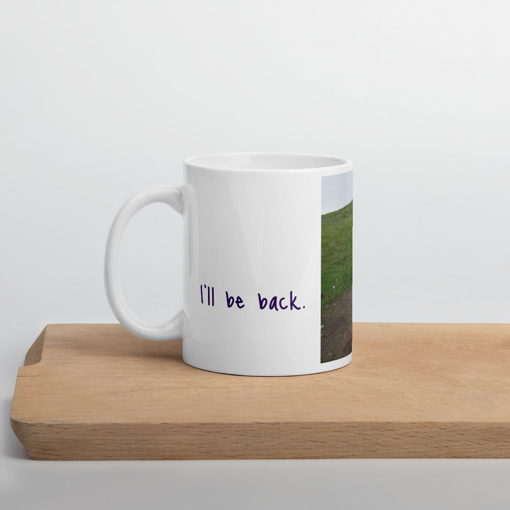 Scotland Mug - 60° North Marker
