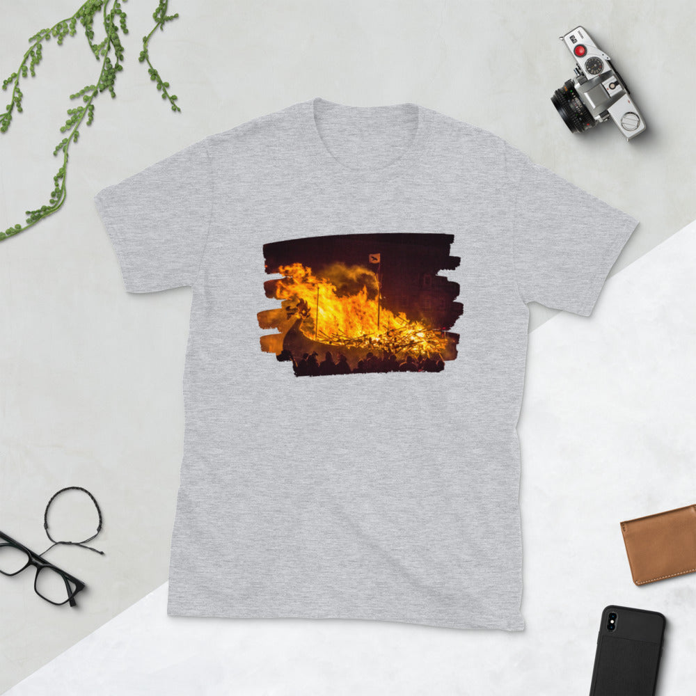 Viking Tee - What the Up Helly Aa?