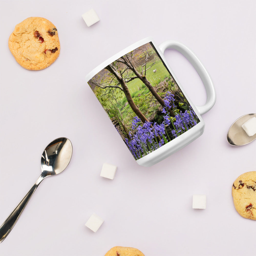 Orkney Islands Mug - Happy Valley Bluebells, shop.orkneyology.com