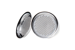 Standard Bottomless 2-in-1 Portafilter + Stainless Dispersion Screen Bundle
