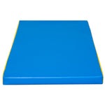 38x23x14in Kids Foam Gym Cheese Wedge Mat for Tumbling, Gymnastics