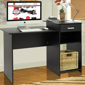 Computer Desk Workstation Table - Black