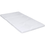 3in Queen Size Folding Memory Foam Mattress Topper