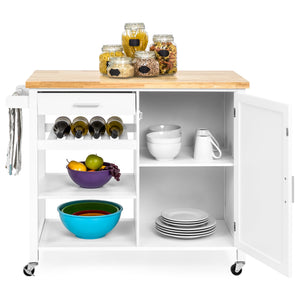 Mobile Kitchen Island Cart