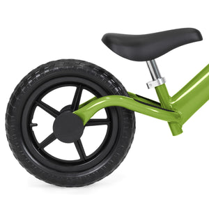 Kids Balance Training Bike w/ Adjustable Handlebars and Seat, Foam Tires