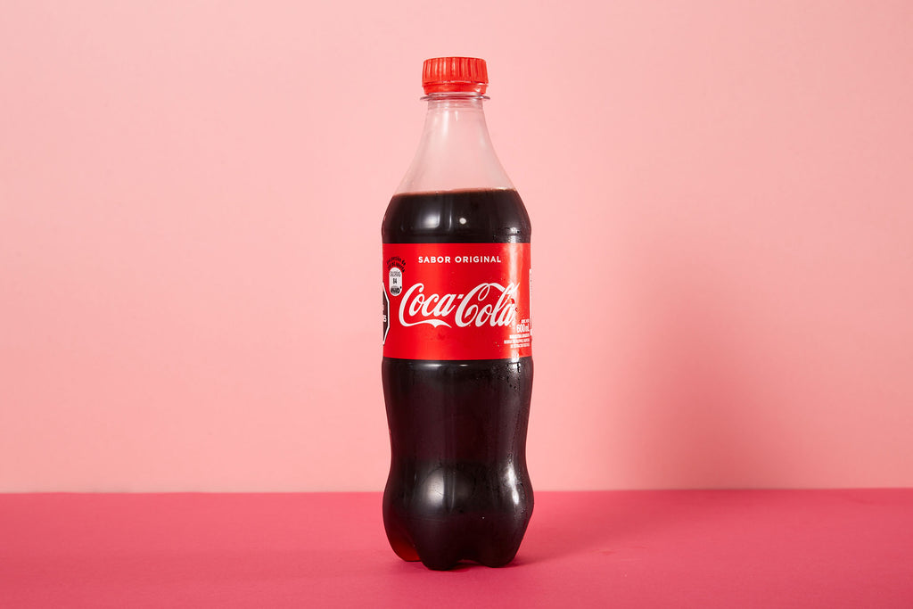 Coca-Cola Regular 600 ml