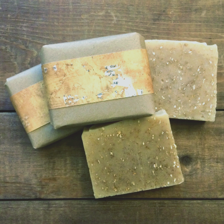 Soothing Oats Soap