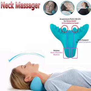 Cervical-Rest Neck Pain Relief