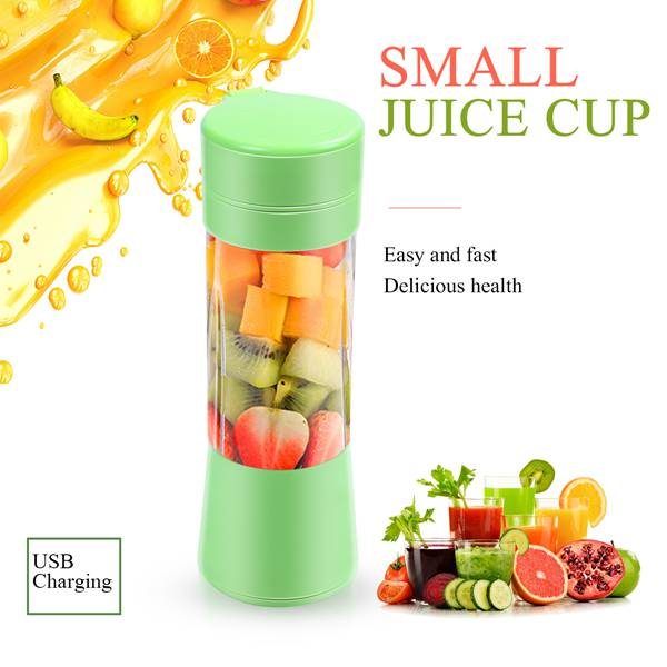 400ML Portable USB Juicer Blender - American stock