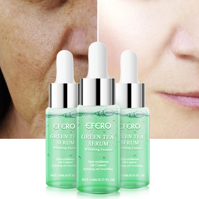 Green Tea Extract Skin Repair Serum - American stock