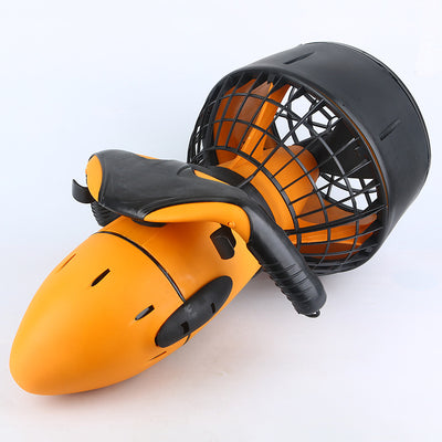 300W Electric Diving Scooter Dual Speed Propeller Water Sports Equipment - American stock