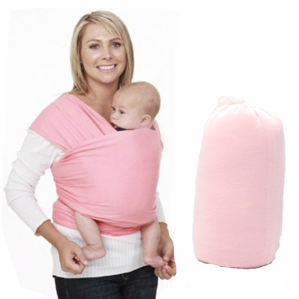 Infant Carrier Shoulder Strap Wrap For Bonding - American stock