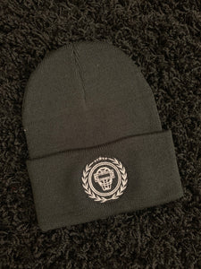 Catching Coalition Logo Beanie - Black - SOLD OUT