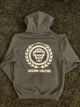 Load image into Gallery viewer, Catching Coalition Logo Hoodie