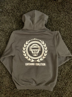 Catching Coalition Logo Hoodie - SOLD OUT