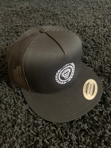 Catching Coalition Logo Hat - Black/Black - SOLD OUT