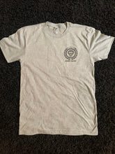 Load image into Gallery viewer, Catching Coalition Logo Tee - Heather Grey
